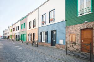 Groupe Sionneau maison individuelle amiens reims façade décoratif