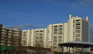 Construction quartier Bernon Epernay
