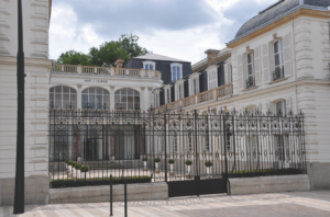 Groupe Sionneau Champagne Moët & Chandon Epernay menuiseries extérieures