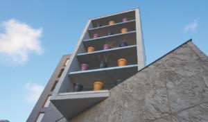 Groupe Sionneau Effort Rémois Reims façade bardage panneaux fibres-ciment