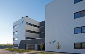 Groupe Sionneau Laboratoire ARD Pomacle façade