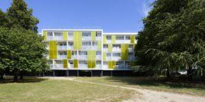 Groupe Sionneau photo article L'Union janvier 2020 bâtiment réalisation immeuble